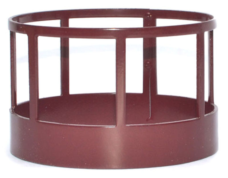 500215 - Little Buster Cattle Round Bale Hay Feeder
