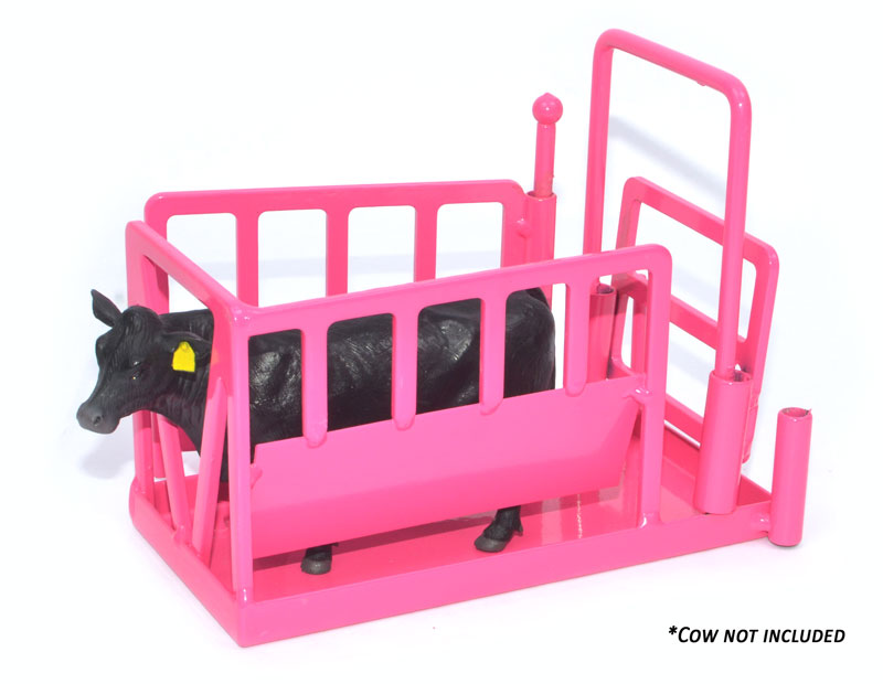 Toy Cattle Chute : Little buster cattle squeeze chute