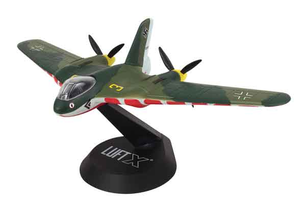 LUFT005 - Luft-x Messerschmitt Me Fighter Plane Although many