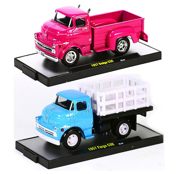 31500-21D-SET-X - M2machines Auto Trucks Release 21D 2 Piece