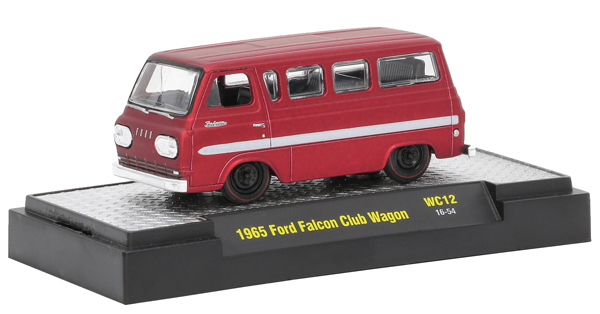 32500-WC12-C - M2machines 1965 Ford Falcon Club Wagon