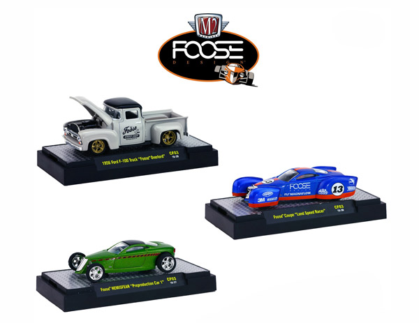 32600-CF03-SET - M2machines Chip Foose Release 3 3 Piece