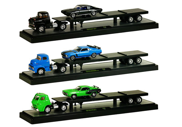 36000-16-CASE - M2machines Auto Haulers Release 16 Two 3 Piece