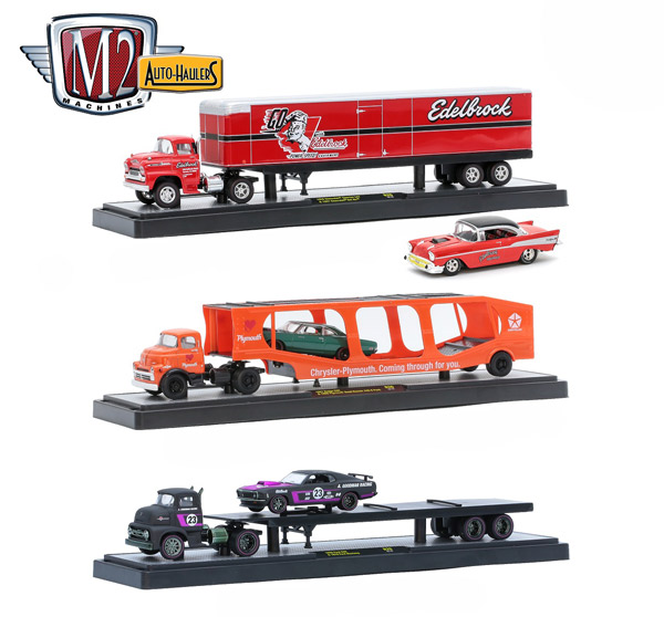 36000-20A-SET - M2machines Auto Haulers Release 20A 3 Piece