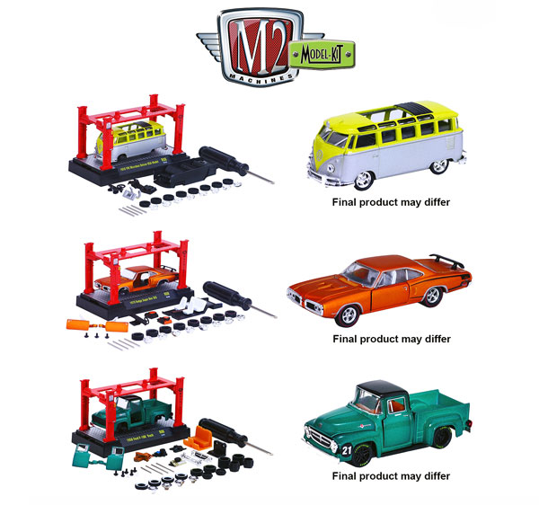 37000-08-CASE - M2machines M2 Model Kit Release 8 5