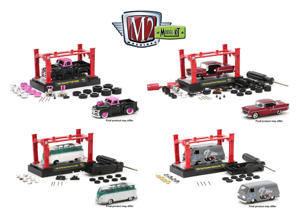 37000-11-CASE - M2machines M2 Model Kit Release 11 4