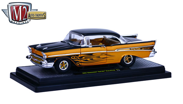 40300-51B - M2machines 1957 Chevrolet Bel Air Hard Top