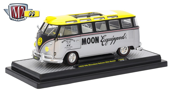 40300-MOON-01B - M2machines Mooneyes 1959 Volkswagen Microbus Deluxe USA