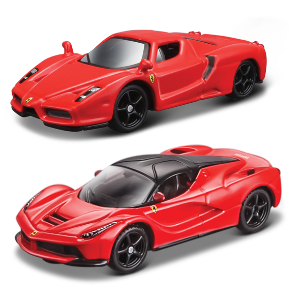 15494-SET23 - Maisto Exotic Cars 2 Piece SET Exotics