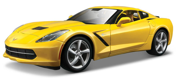 31182Y - Maisto Diecast 2014 Chevrolet Corvette Stingray