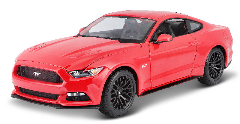 31197R - Maisto 2015 Ford Mustang