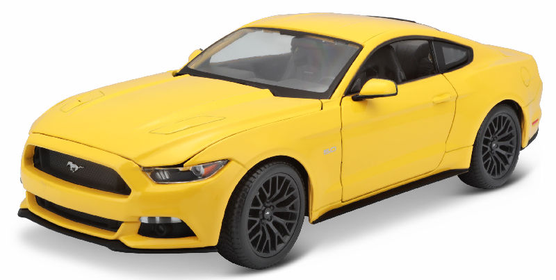 31197Y - Maisto 2015 Ford Mustang