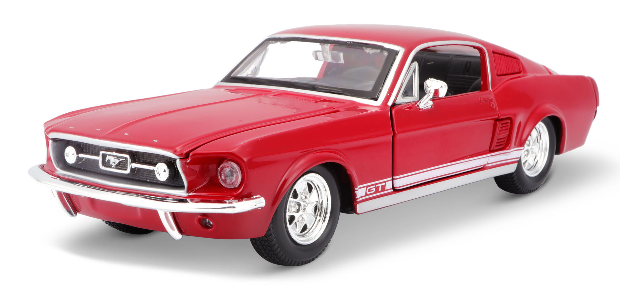 31260R - Maisto 1967 Ford Mustang GT