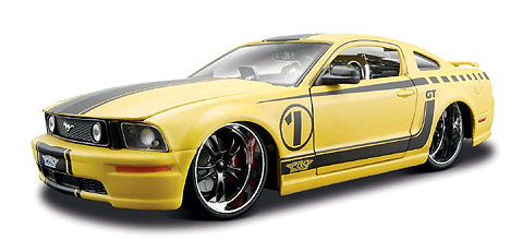 31324Y - Maisto Diecast 2006 Ford Mustang GT