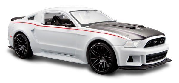 31506W - Maisto 2014 Ford Mustang Street Racer