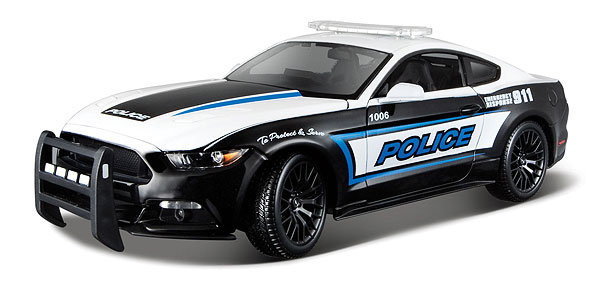 maisto diecast police 2015 ford mustang premiere edition premiere. Black Bedroom Furniture Sets. Home Design Ideas