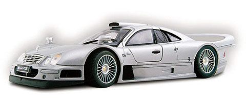 36849S - Maisto Mercedes Benz CLK GTR Street Version