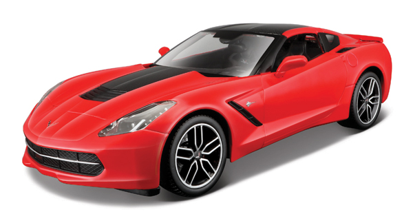 38132R - Maisto 2014 Corvette Stingray Z51