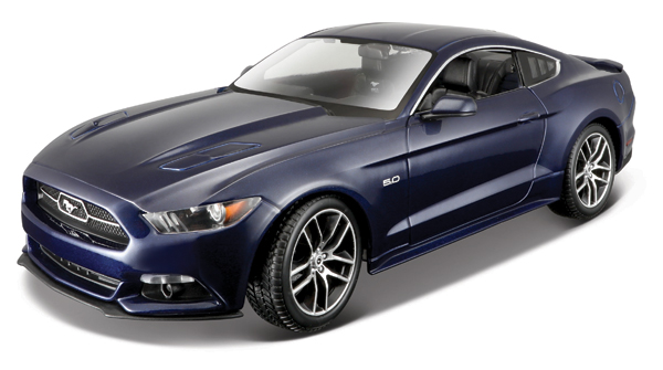 38133BL - Maisto 2015 Ford Mustang