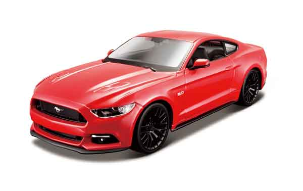 39126R - Maisto 2015 Ford Mustang