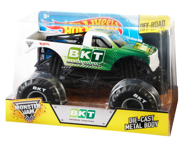 CGD85 - Mattel BKT Hot Wheels Monster Jam Diecast