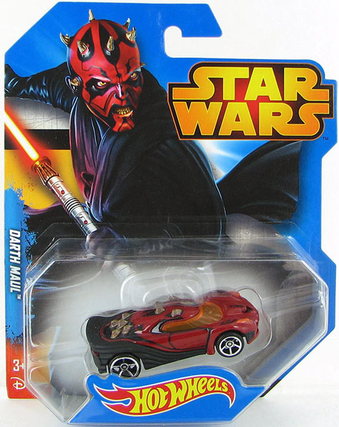 CGW44 - Mattel Darth Maul Hot Star Wars