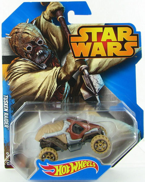 CGW47 - Mattel Tusken Raider Hot Star Wars