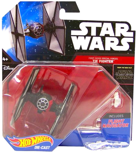 CKJ67 - Mattel First Order Special Forces Tie Fighter
