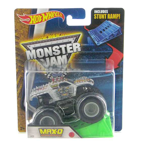 DHY63 - Mattel Max D 23 Hot Monster