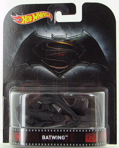 DJF59 - Mattel Batwing Batman v Superman 2016 Hot
