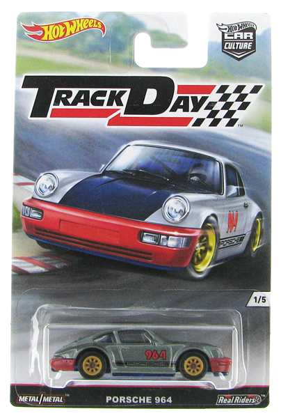 DJF93 - Mattel Porsche 964 Hot Car Culture