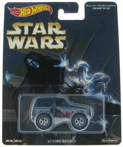 DJH06 - Mattel 67 Ford Bronco Featuring Star Wars