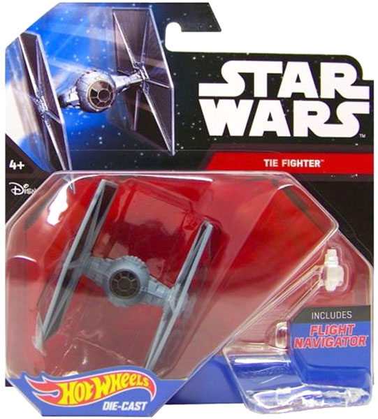 DRX09 - Mattel Tie Fighter Hot Star Wars