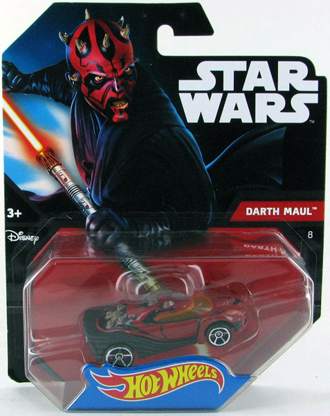 DTB10 - Mattel Darth Maul Hot Star Wars