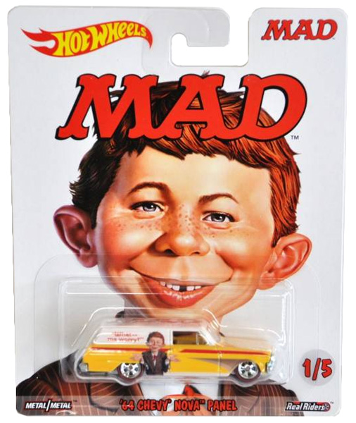 DWH24 - Mattel What Me Mad Magazine 64