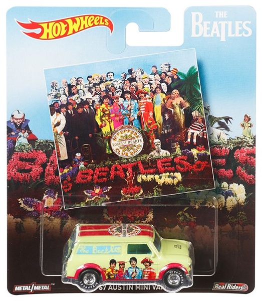 DWH31 - Mattel The Beatles Sgt Peppers Lonely Hearts