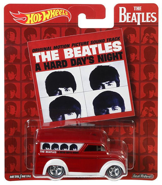DWH33 - Mattel The Beatles A Hard Days Night