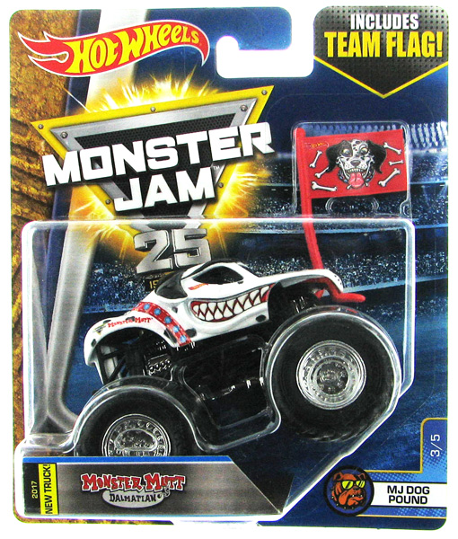 DWL36 - Mattel Monster Mutt Dalmation New Truck