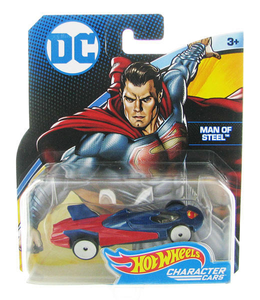 FDB31 - Mattel Man of Steel Hot DC