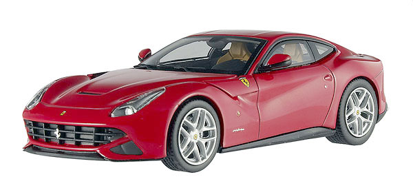 X5499 - Mattel Ferrari F12 Berlinetta Hot Elite