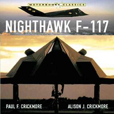 135802AP - MBI Nighthawk F 117 Stealth Author Paul