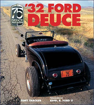 139630AP - MBI 32 Ford Deuce Author Tony Thacker