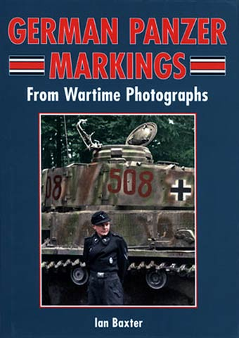 145286AE - MBI German Panzer Markings From Wartime Photographs