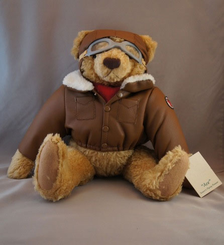 2-1998 - Monkey Island Texaco Collectible Bear 2 1998 ACE