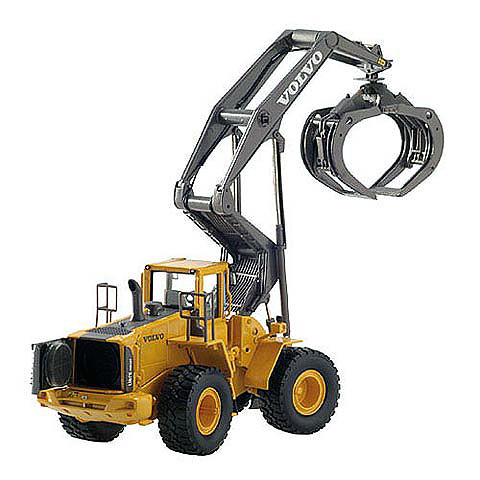 10143-X - Motorart Volvo L180E High lift Log Loader