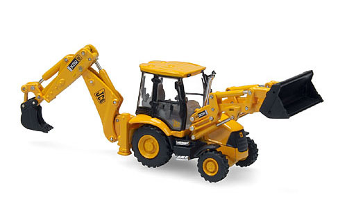 13136 - Motorart JCB 3CX Backhoe Loader High Tech
