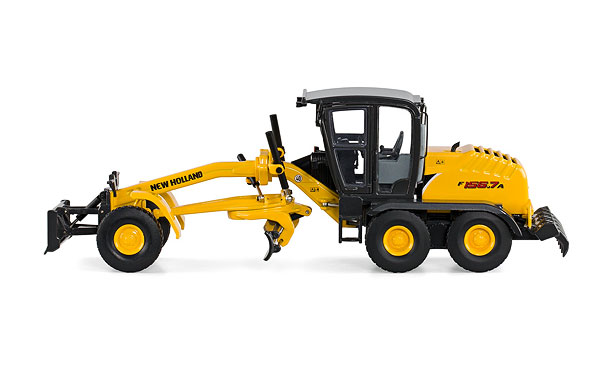 13785 - Motorart New Holland F1567 Grader A detailed scale
