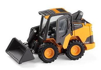 300001 - Motorart Volvo Wheeled Skid Steer A detailed