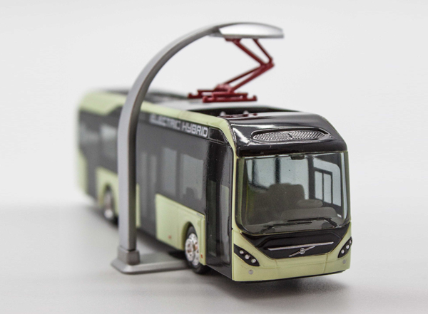 300059 - Motorart Volvo 7900 Electric Hybrid Bus