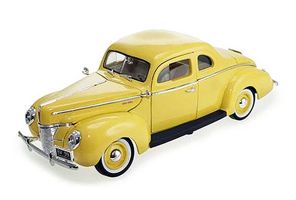 73108-Y - Motormax 1940 Ford Deluxe Coupe